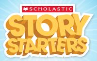 scholastic story starters logo