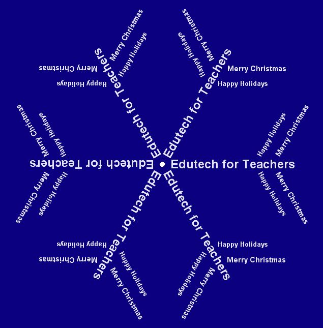 edutech for teachers snowflake