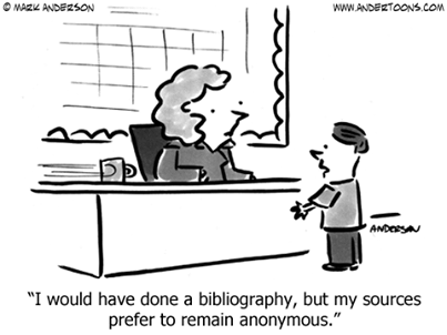 Humorous cartoon Student saying to a teacher