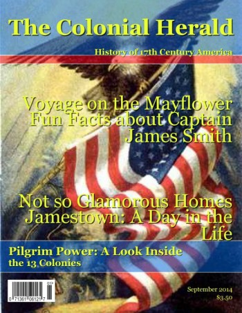 Colonial Times Magazine Cover