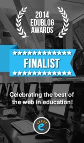 edublogs finalist
