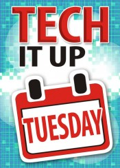 tech it up tueday