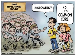 halloween and common core